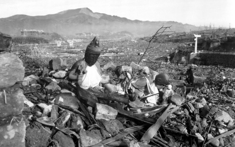 essays on the bombing of hiroshima and nagasaki The atomic bombing of nagasaki summaries of hiroshima and nagasaki this is available on paul saffo's web site at.