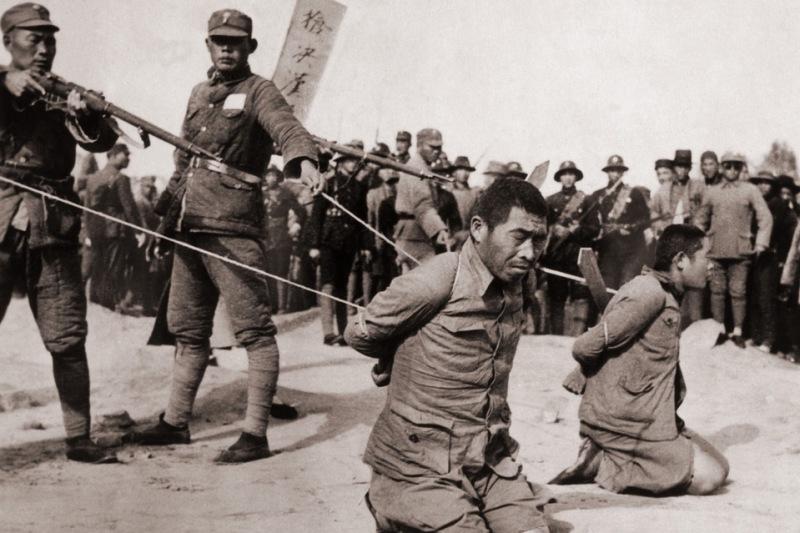 Военные преступления японцев в Китае