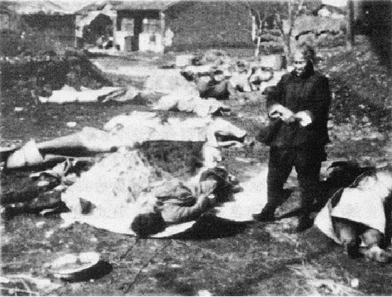 Женщины подвергались насилию, а потом были убиты