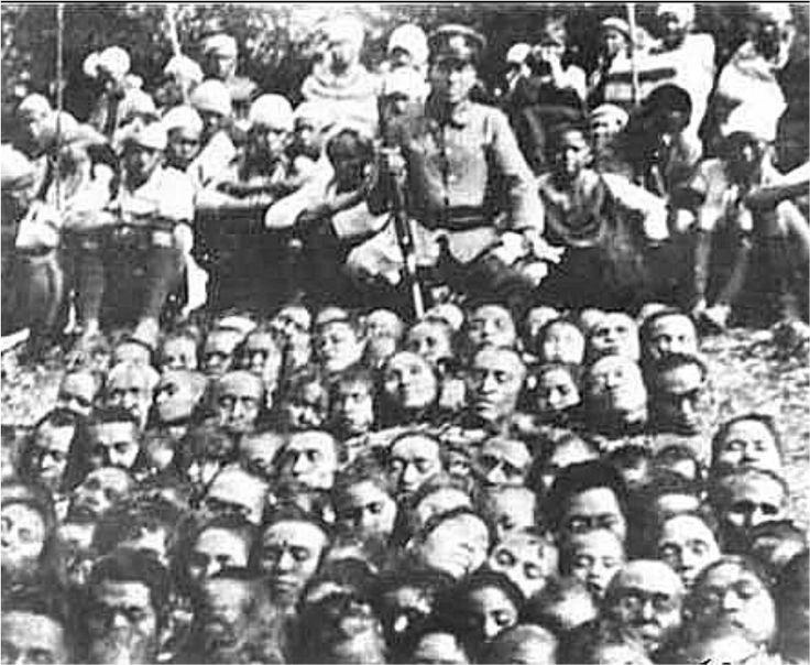 Зверства японцев в Нанкине