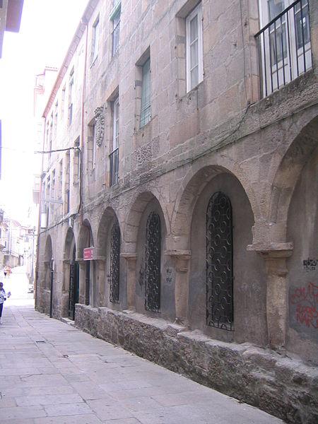 Монастырь, в котором в последствии жила Люсия
