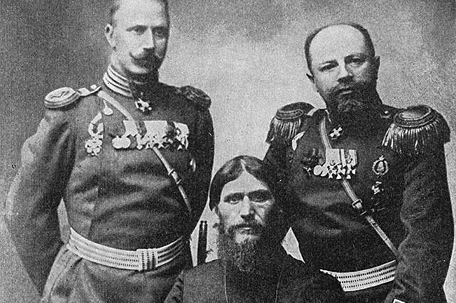 Полковник Дмитрий Ломан, Григорий Распутин и князь Михаил Путятин