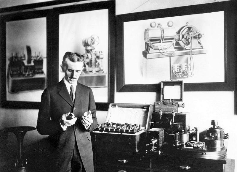 Радио Николы Тесла