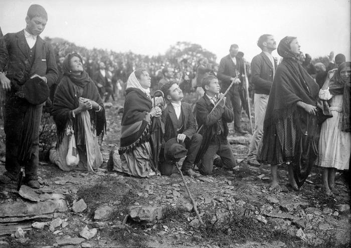13 октября 1917 года. Очевидцы Фатимского Чуда