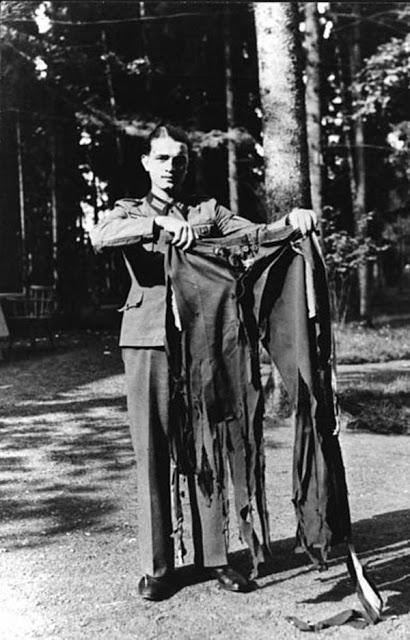 Брюки Гитлера после покушения