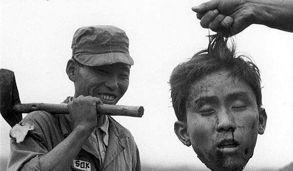 Зверства Красных кхмеров