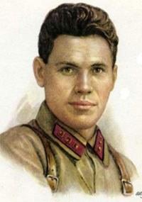 Политрук Василий Клочков