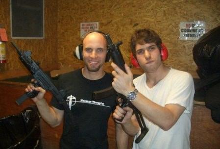 Давид Пакоуз (слева) и Эфраим Дивероли.