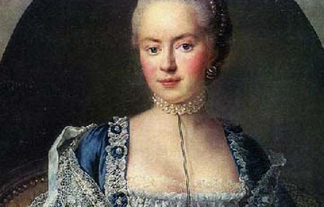 Дарья Николаевна Салтыкова