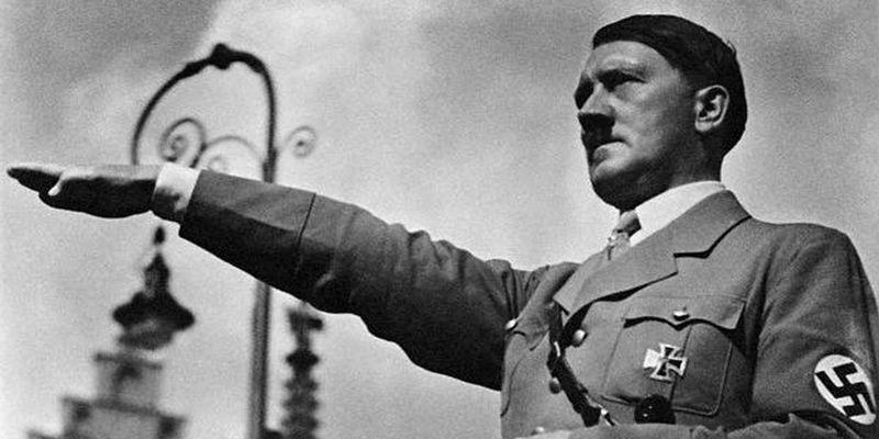 Адольф Гитлер. 1934 год