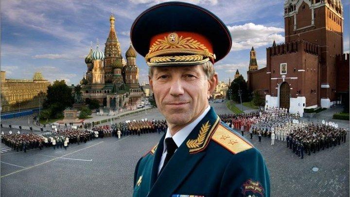 Валерий Халилов. Человек, который дережировал Красной площадью