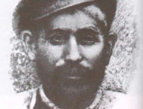 Виссарион Джугашвили, отец И.В. Сталина