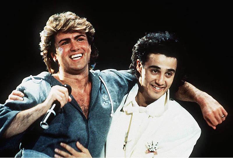 Группа «Wham!». 1985 год