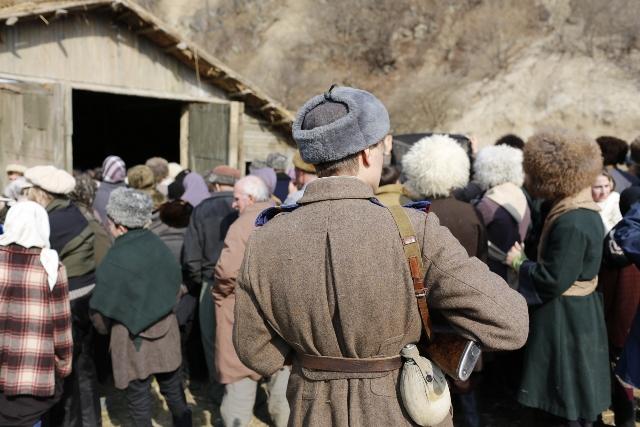 Депортация Чечен и ингушей. Кадры из фильма
