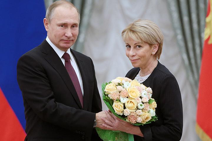 Доктор Лиза и президент Путин