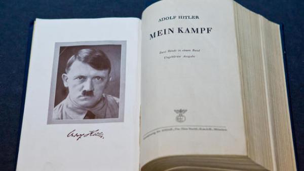 Книга А.Гитлера Mein Kampf (Моя борьба)