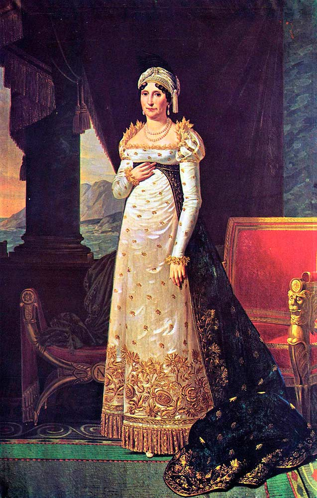 Летиция Ромалино, мать Наполеона