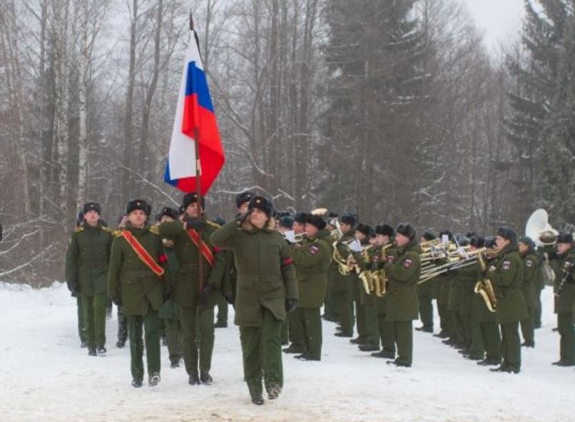 На похоронах Валерия Халилова