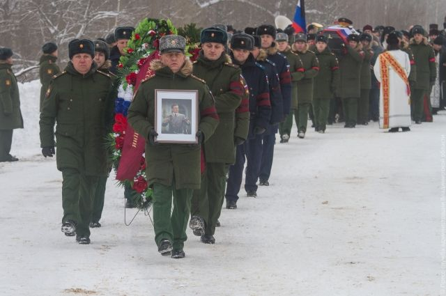 Похороны Валерия Халилова