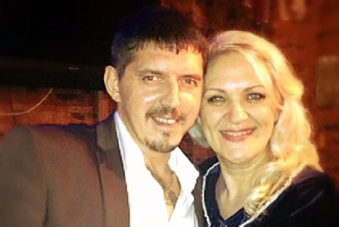 С женой Ириной Тухбаевой