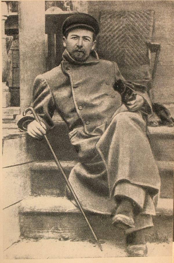 А.Чехов. 1897 год