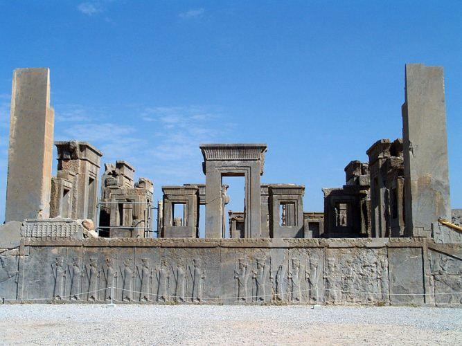 Дворец в Персиполисе
