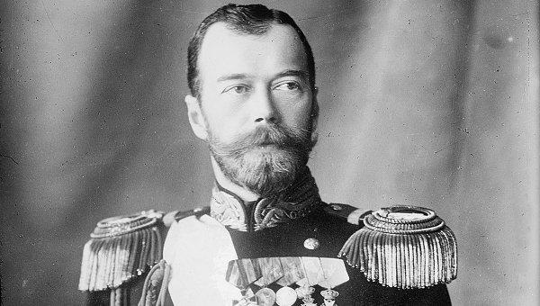 Император Никоай II