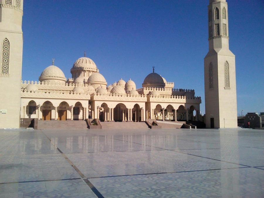 Достопримечательности Египта. Мечеть Эль-Мина