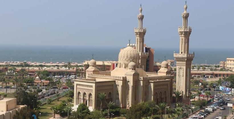 Мечеть в Порт-Саиде