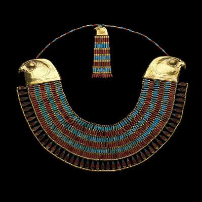 Украшения древнего Египта.