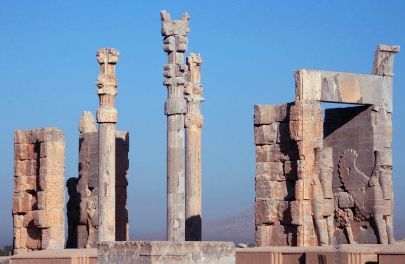 Персеполис. Памятка Древней Персии