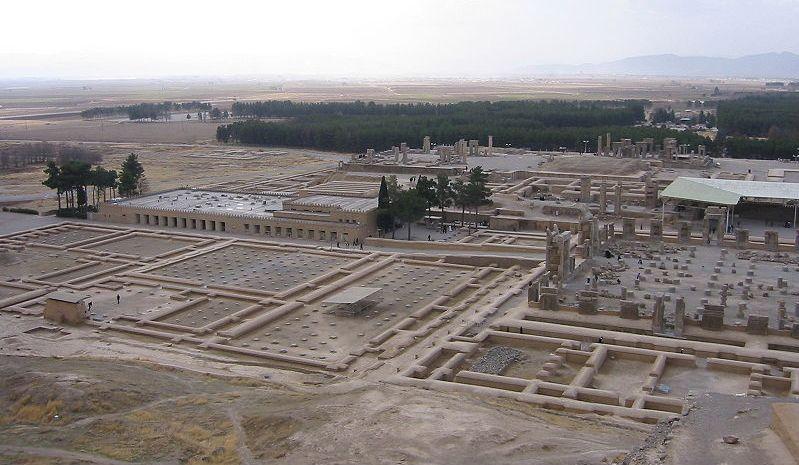 Персиполис -столица Древней Персии