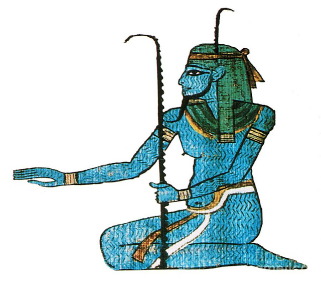 Хапи- Бог Нила