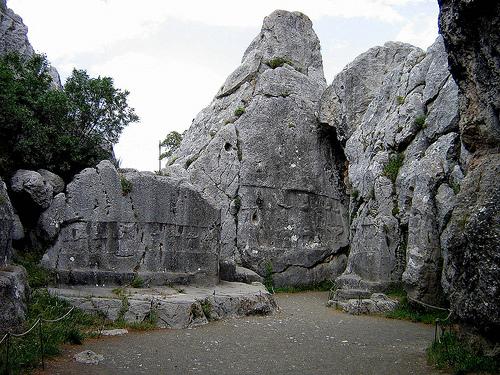 Хеттский храм Язылыкая