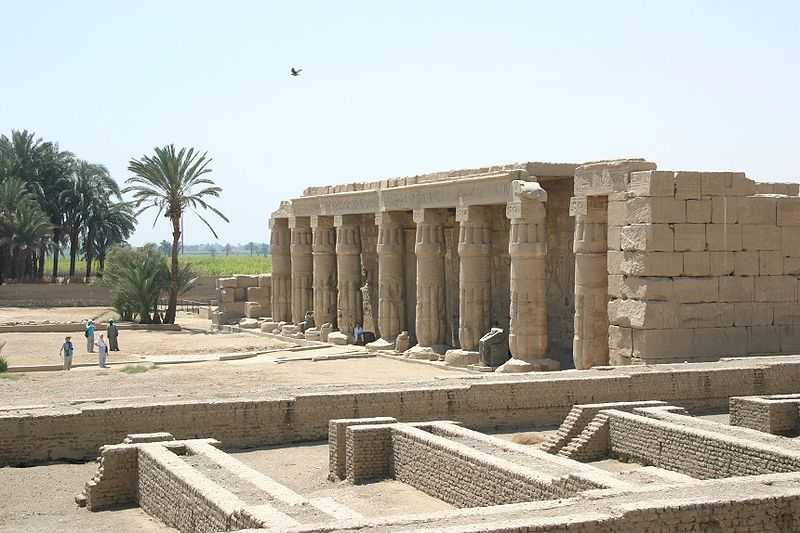Храм Сети