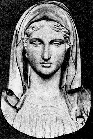 Гестия. Богиня домашнего очага