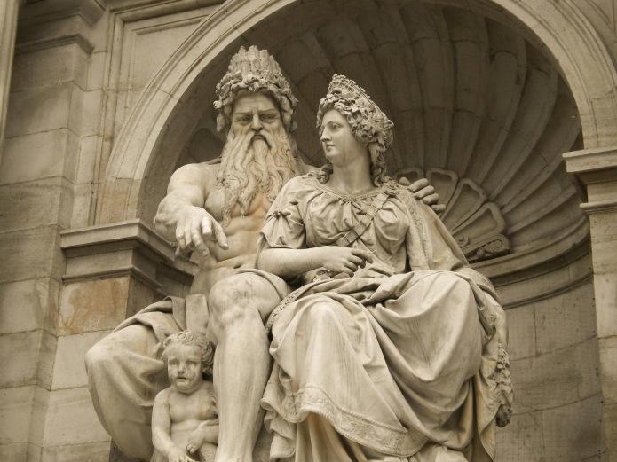 Самые интересные мифы про богов Древней Греции