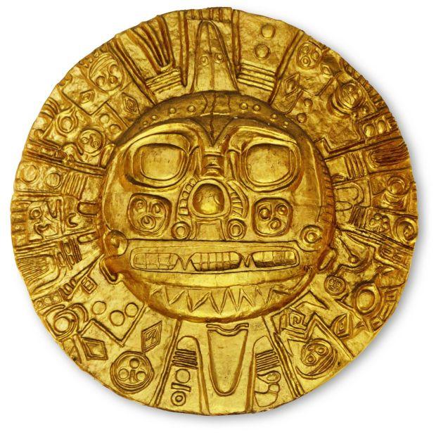 Инти, Бог Солнца