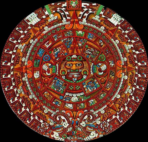 Творчество ацтеков