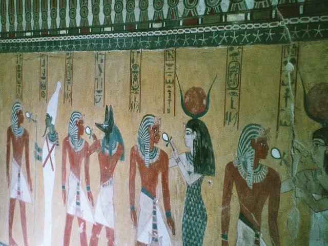 Хатхор и другие Боги Древнего Египта