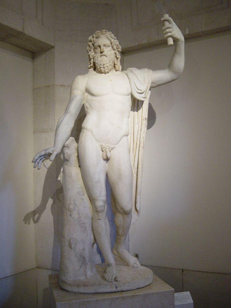 Юпитер - древнеримский Бог-громовержец