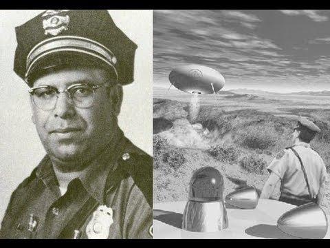 Лонни Замора - офицер полиции, видевший в 1964 году НЛО
