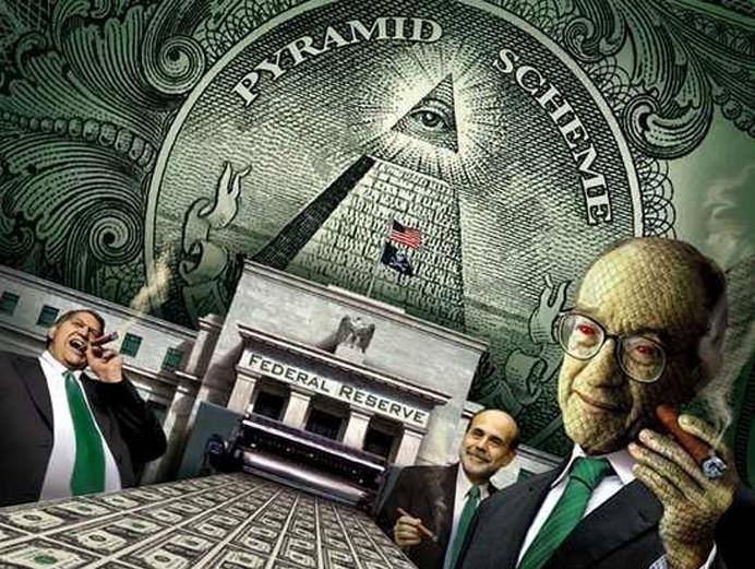 Золотой миллиард - масонский мировой заговор