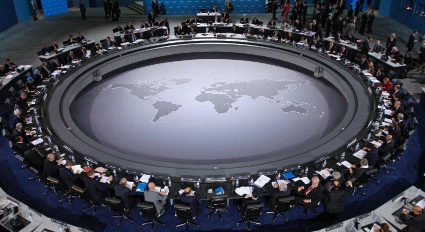 Мировое правительство: кто входит из России в его состав?