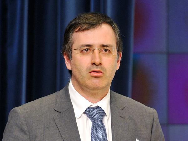 Сергей Гуриев - член мирового правительства от России