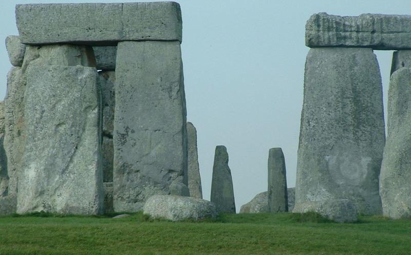 Голубые камни Стоунхенджа