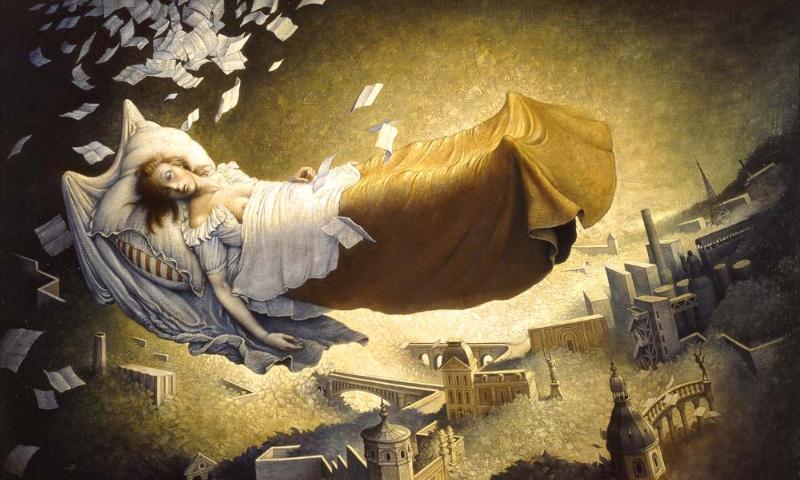 Сновидения - информация из глубин подсознания