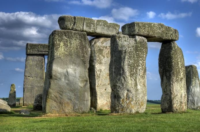 megaliths the mystery of the stonehenge