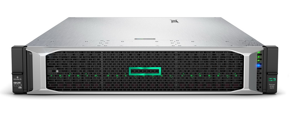 Бюджетный и производительный: сервер для малого бизнеса от компании HP