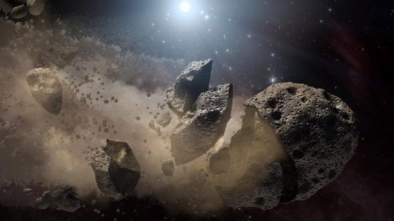 метеорит Джулия